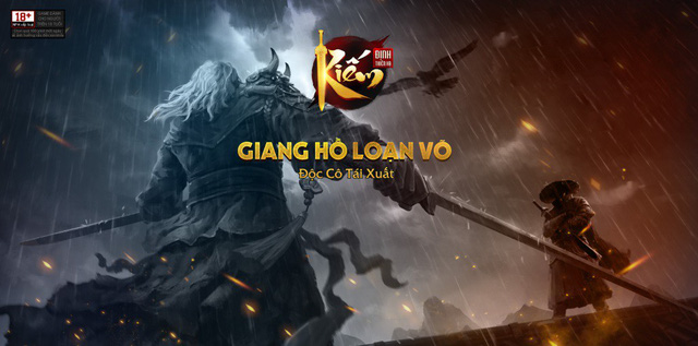 Kiếm Định Thiên Hạ - hàng hiếm dành cho các game thủ yêu thích webgame - Ảnh 1.