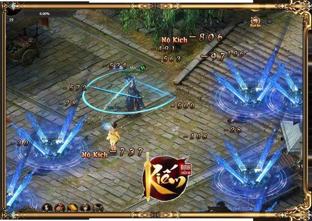 Kiếm Định Thiên Hạ - hàng hiếm dành cho các game thủ yêu thích webgame - Ảnh 3.