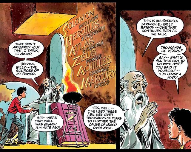 Liệu siêu anh hùng Shazam có đủ sức mạnh tranh tài với chị đại Wonder Woman? - Ảnh 3.