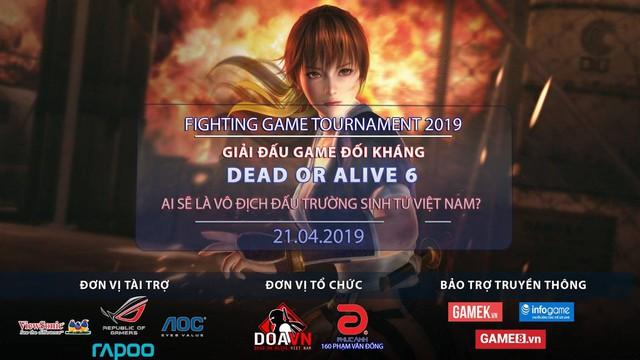 Fighting Game Tournament 2019 – Giải đấu khủng dành cho anh em mê game đối kháng: Thắng thua đều có quà - Ảnh 6.