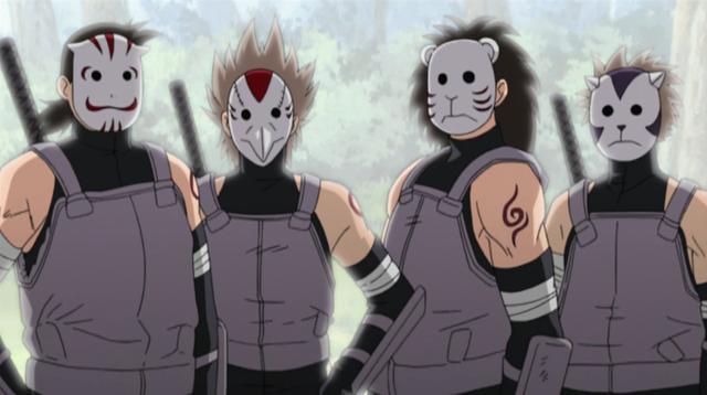 Naruto: Tìm hiểu về Anbu, lực lượng chiến đấu bí ẩn và hùng mạnh trong thế giới nhẫn giả - Ảnh 1.