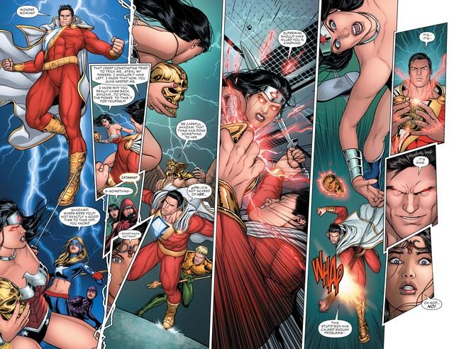 Liệu siêu anh hùng Shazam có đủ sức mạnh tranh tài với chị đại Wonder Woman? - Ảnh 10.