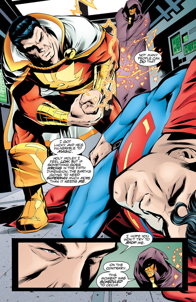 Liệu siêu anh hùng Shazam có đủ sức mạnh tranh tài với chị đại Wonder Woman? - Ảnh 4.