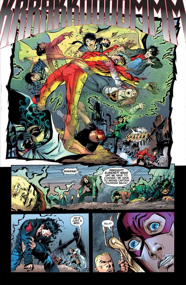 Liệu siêu anh hùng Shazam có đủ sức mạnh tranh tài với chị đại Wonder Woman? - Ảnh 7.