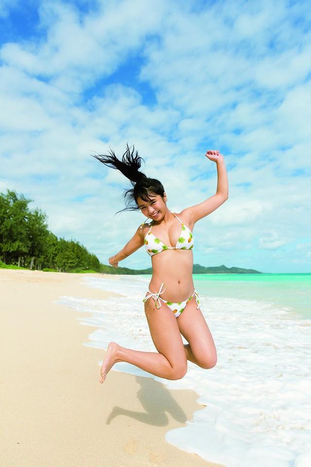 Ngắm vóc dáng ngọt ngào của các diễn viên Nhật Bản khi diện bikini - Ảnh 8.