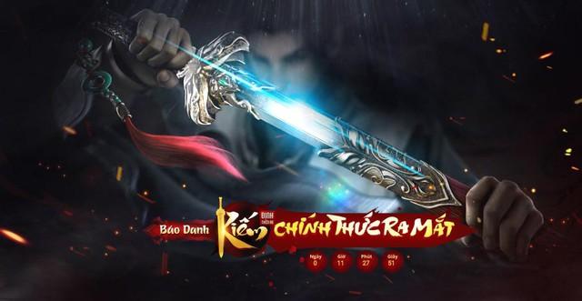 Webgame Kiếm Định Thiên Hạ chính thức mở cửa hôm nay 18/4 - Ảnh 1.
