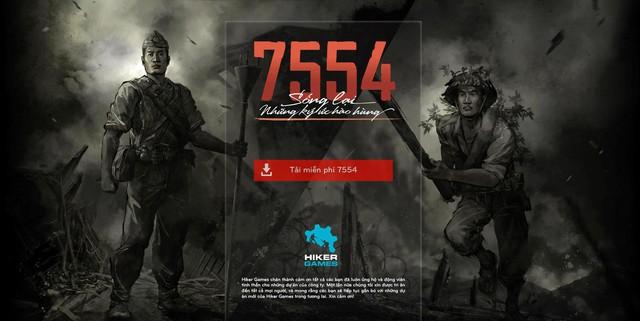 Game chiến thắng Điện Biên Phủ 7554 đang cho tải miễn phí 100%, nhận game vĩnh viễn - Ảnh 1.