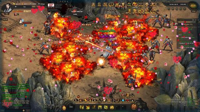 Alpha Test thành công, Webgame võ hiệp Kiếm Định Thiên Hạ chính thức ấn định ngày ra mắt 23/04 - Ảnh 2.