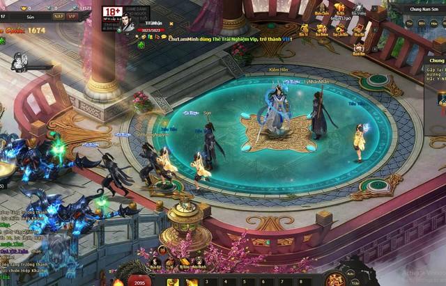 Alpha Test thành công, Webgame võ hiệp Kiếm Định Thiên Hạ chính thức ấn định ngày ra mắt 23/04 - Ảnh 4.