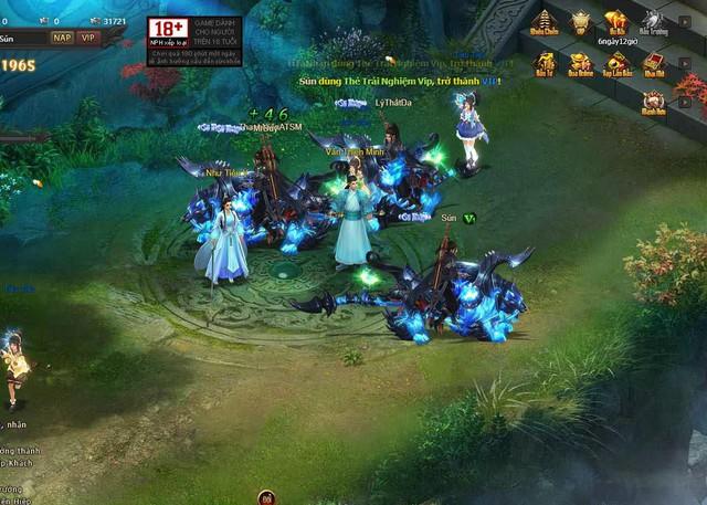 Alpha Test thành công, Webgame võ hiệp Kiếm Định Thiên Hạ chính thức ấn định ngày ra mắt 23/04 - Ảnh 5.