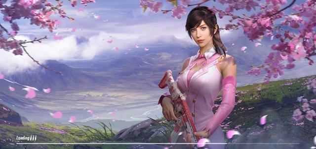 Game thủ PUBG Mobile có thể nhận đồ 3, súng thính khi tưới cây hoa anh đào ở bản 0.12 - Ảnh 1.