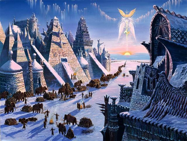 Lemuria: Lục địa bí ẩn trong truyền thuyết có thực sự tồn tại? - Ảnh 6.