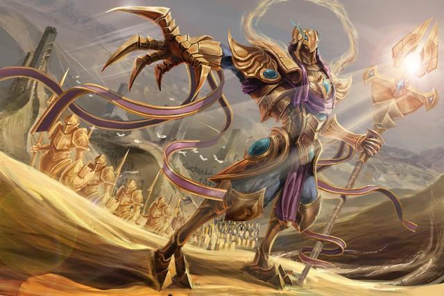 LMHT: Thấy quá phế, Riot buff mạnh Azir, biến ChoGath và Mundo thành hung thần Đường Trên - Ảnh 1.