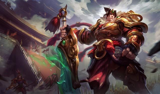 LMHT: Thấy quá phế, Riot buff mạnh Azir, biến ChoGath và Mundo thành hung thần Đường Trên - Ảnh 4.