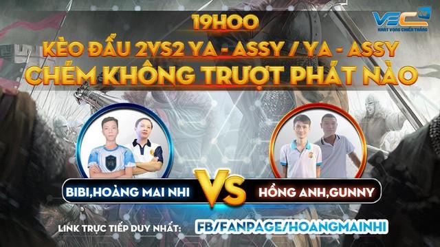 BiBi, Hoàng Mai Nhi vs Hồng Anh, Gunny: Cuộc chiến của hai thái cực đối lập - Ảnh 1.