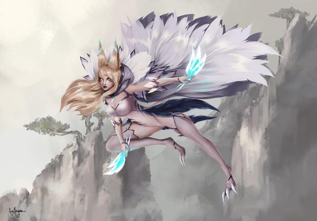 LMHT: Riot cố tình lờ đi trang phục vô địch của Xayah, fan dỗi tự thiết kế skin đẹp mê hồn - Ảnh 3.