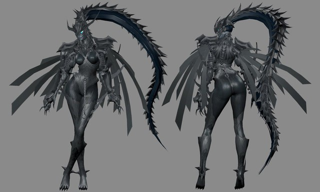 LMHT: Vị tướng Darkin thứ 4 sẽ mang giới tính nữ, nhiều khả năng là sát thủ Đường Giữa? - Ảnh 3.