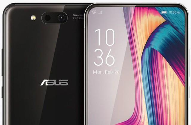 Hé lộ nguyên mẫu smartphone 5G của ASUS, trượt 2 chiều, màn hình không khiếm khuyết - Ảnh 3.