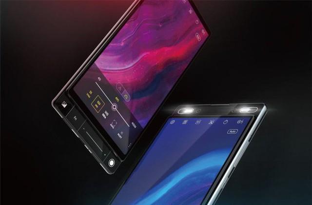 Hé lộ nguyên mẫu smartphone 5G của ASUS, trượt 2 chiều, màn hình không khiếm khuyết - Ảnh 4.