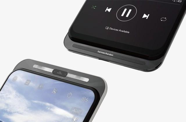 Hé lộ nguyên mẫu smartphone 5G của ASUS, trượt 2 chiều, màn hình không khiếm khuyết - Ảnh 2.