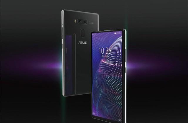 Hé lộ nguyên mẫu smartphone 5G của ASUS, trượt 2 chiều, màn hình không khiếm khuyết - Ảnh 5.