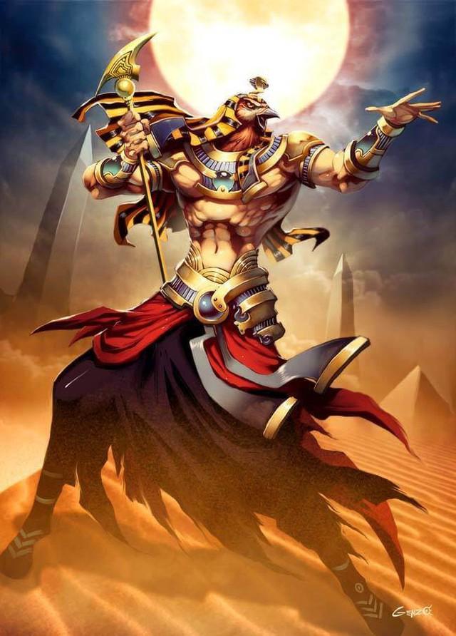 LMHT: Mối liên hệ kì lạ giữa những tướng Liên Minh Huyền Thoại và truyền thuyết Ai Cập cổ đại xa xưa - Ảnh 3.