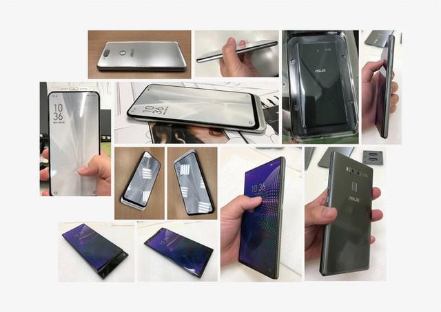 Hé lộ nguyên mẫu smartphone 5G của ASUS, trượt 2 chiều, màn hình không khiếm khuyết - Ảnh 6.