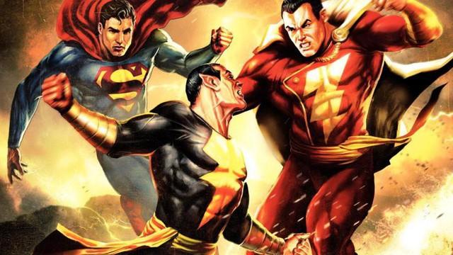 Tại sao Black Adam The Rock không xuất hiện trong bộ phim siêu anh hùng Shazam? - Ảnh 1.
