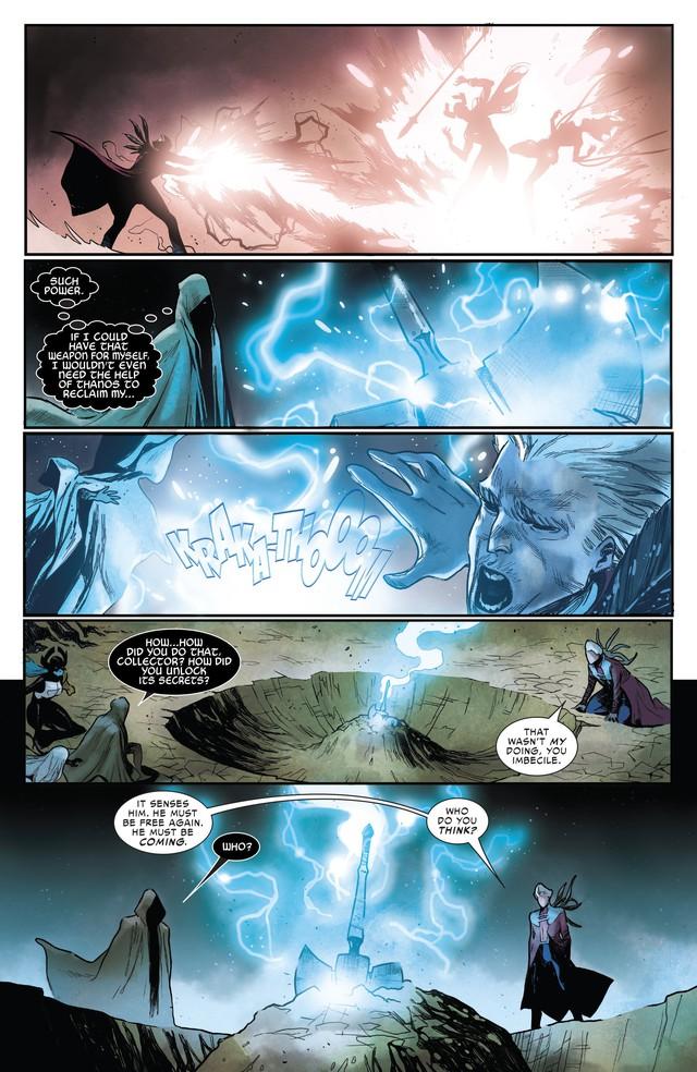 Avengers: Endgame - Liệu Cây rìu Stormbreaker của Thor có mạnh hơn Găng tay Vô Cực của Thanos? - Ảnh 5.
