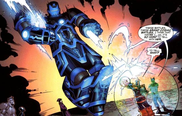 Avengers: Endgame - Nếu sở hữu những bộ giáp siêu mạnh này, Iron Man sẽ không phải chịu thất thế trước Thanos - Ảnh 2.