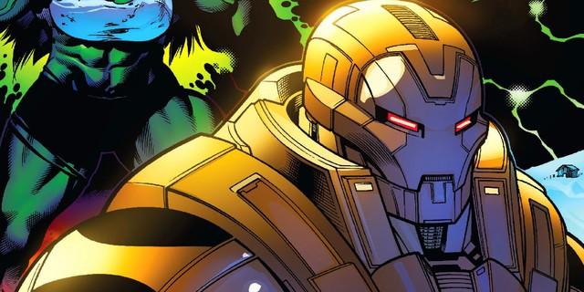 Avengers: Endgame - Nếu sở hữu những bộ giáp siêu mạnh này, Iron Man sẽ không phải chịu thất thế trước Thanos - Ảnh 4.