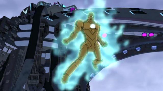 Avengers: Endgame - Nếu sở hữu những bộ giáp siêu mạnh này, Iron Man sẽ không phải chịu thất thế trước Thanos - Ảnh 7.