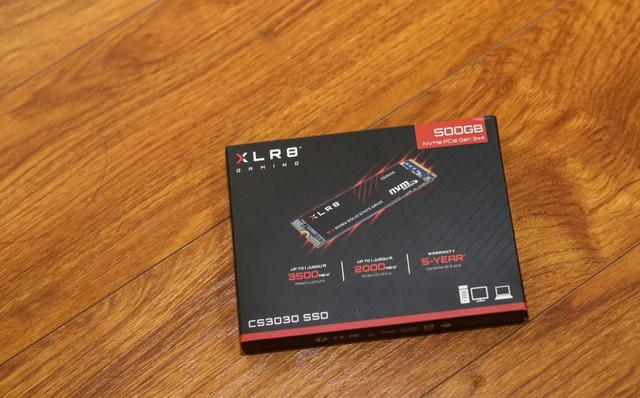 Trải nghiệm PNY XLR8 CS 3030 500GB: SSD nhanh chóng mặt, giá thành lại phải chăng tuyệt vời cho game thủ - Ảnh 1.