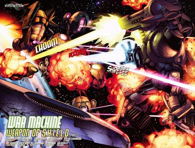 Avengers: Endgame - Nếu sở hữu những bộ giáp siêu mạnh này, Iron Man sẽ không phải chịu thất thế trước Thanos - Ảnh 9.