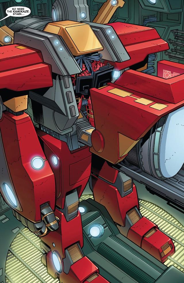 Avengers: Endgame - Nếu sở hữu những bộ giáp siêu mạnh này, Iron Man sẽ không phải chịu thất thế trước Thanos - Ảnh 5.