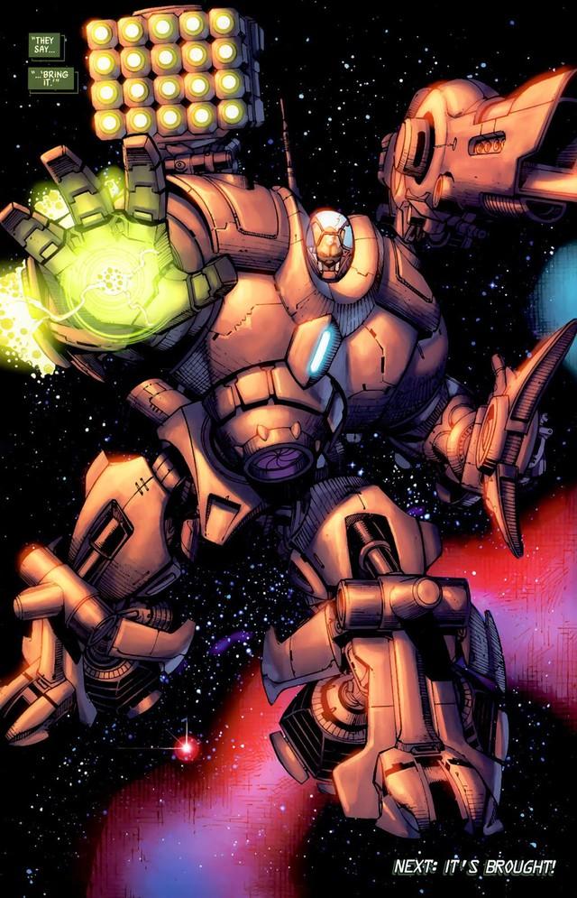 Avengers: Endgame - Nếu sở hữu những bộ giáp siêu mạnh này, Iron Man sẽ không phải chịu thất thế trước Thanos - Ảnh 8.