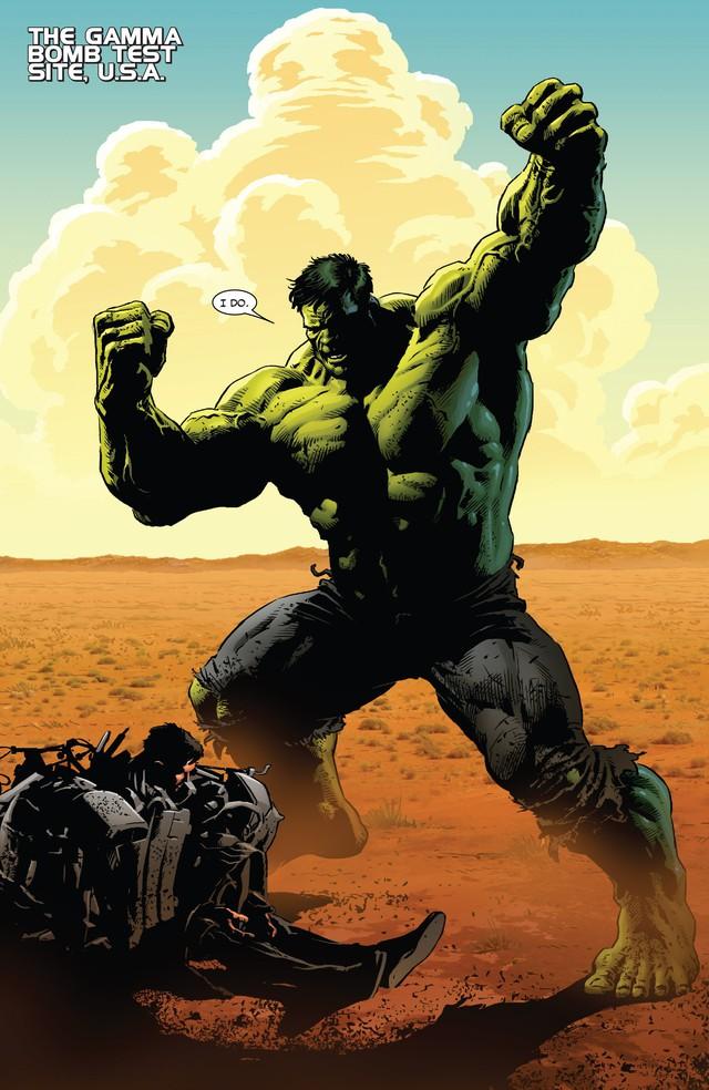 8 bộ giáp cực mạnh mà Iron Man từng chế tạo để... bóp đồng đội khi cần - Ảnh 8.