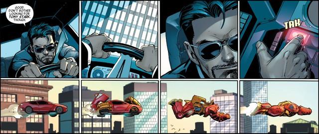 8 bộ giáp cực mạnh mà Iron Man từng chế tạo để... bóp đồng đội khi cần - Ảnh 9.