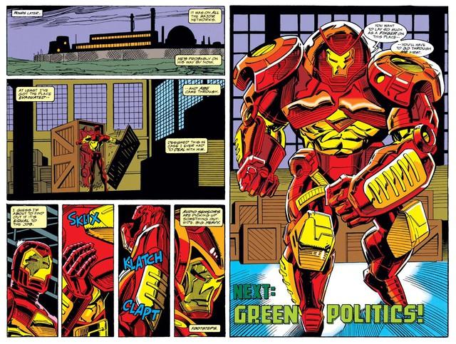 8 bộ giáp cực mạnh mà Iron Man từng chế tạo để... bóp đồng đội khi cần - Ảnh 1.