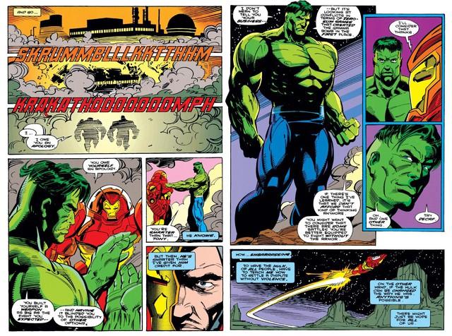 8 bộ giáp cực mạnh mà Iron Man từng chế tạo để... bóp đồng đội khi cần - Ảnh 2.