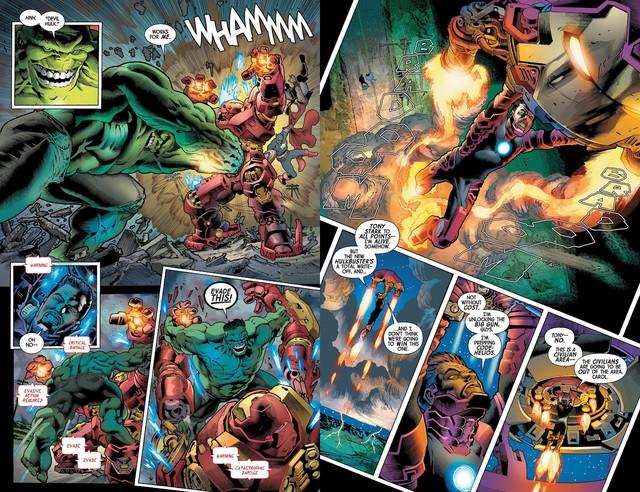 8 bộ giáp cực mạnh mà Iron Man từng chế tạo để... bóp đồng đội khi cần - Ảnh 10.