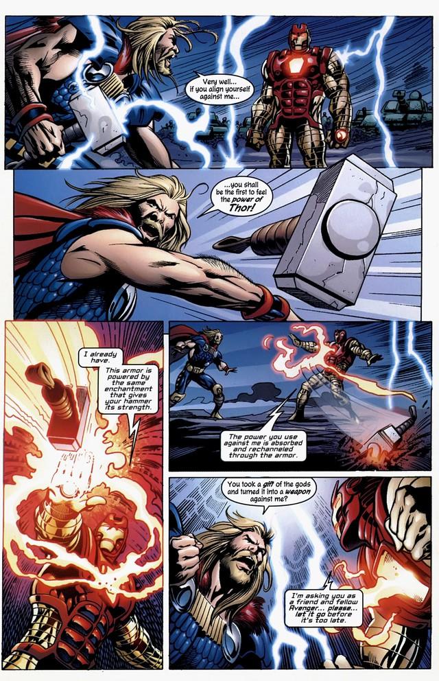 8 bộ giáp cực mạnh mà Iron Man từng chế tạo để... bóp đồng đội khi cần - Ảnh 4.