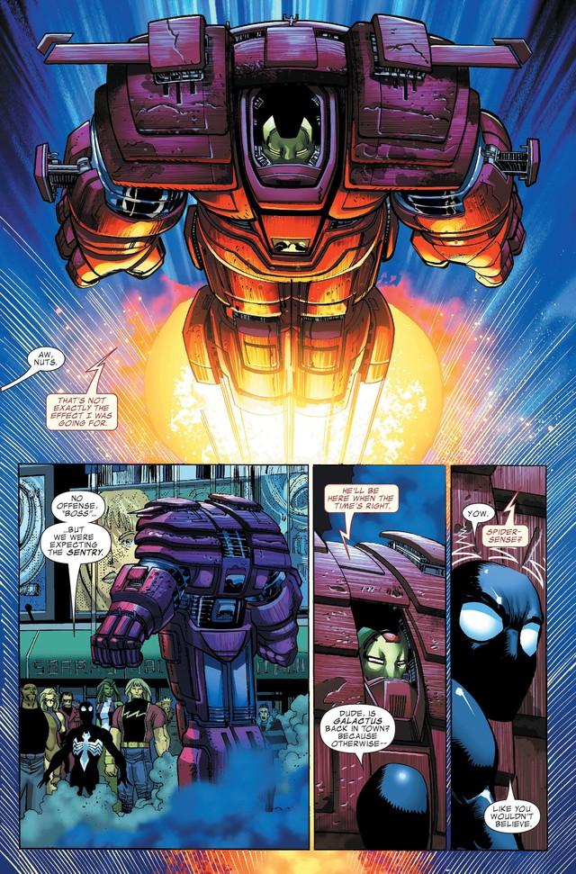 8 bộ giáp cực mạnh mà Iron Man từng chế tạo để... bóp đồng đội khi cần - Ảnh 6.