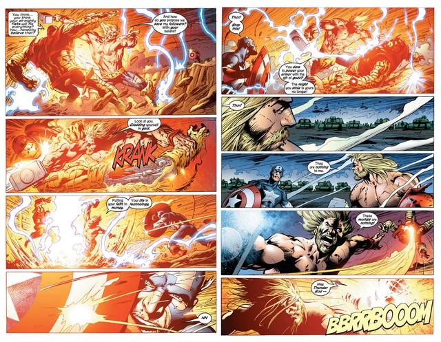 8 bộ giáp cực mạnh mà Iron Man từng chế tạo để... bóp đồng đội khi cần - Ảnh 5.