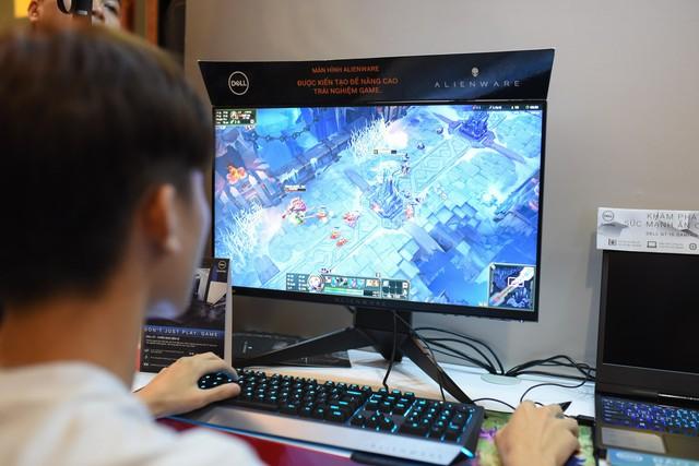 Hóa ra toàn bộ giải MSI 2019 đều sử dụng màn hình, máy tính chiến game xịn xò của Dell Alienware - Ảnh 8.