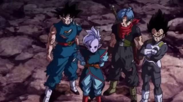 Super Dragon Ball Heroes: Những chiến binh Vùng Lõi sẽ tấn công vũ trụ 7, đối đầu với Goku và Vegeta lần nữa - Ảnh 3.