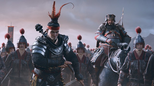 Lữ Bố phô diễn sức mạnh chiến thần vô địch trong Total War: Three Kingdoms - Ảnh 1.