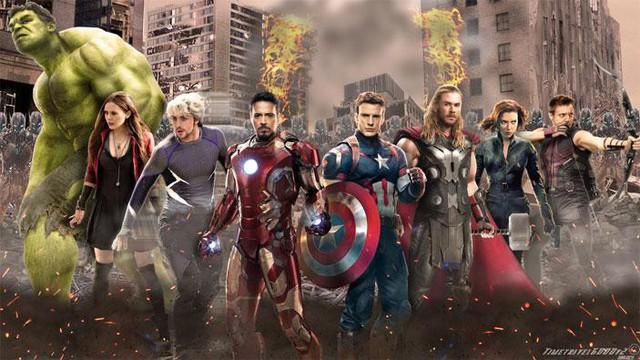 Vượt qua Thor hay Captain Marvel, phù thủy đỏ Scarlet Witch mới xứng đáng là siêu anh hùng mạnh nhất Avengers: Endgame? - Ảnh 1.
