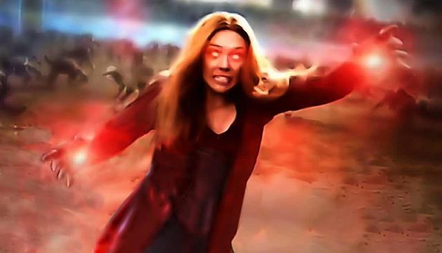 Vượt qua Thor hay Captain Marvel, phù thủy đỏ Scarlet Witch mới xứng đáng là siêu anh hùng mạnh nhất Avengers: Endgame? - Ảnh 5.
