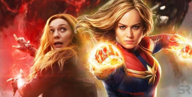 Vượt qua Thor hay Captain Marvel, phù thủy đỏ Scarlet Witch mới xứng đáng là siêu anh hùng mạnh nhất Avengers: Endgame? - Ảnh 7.